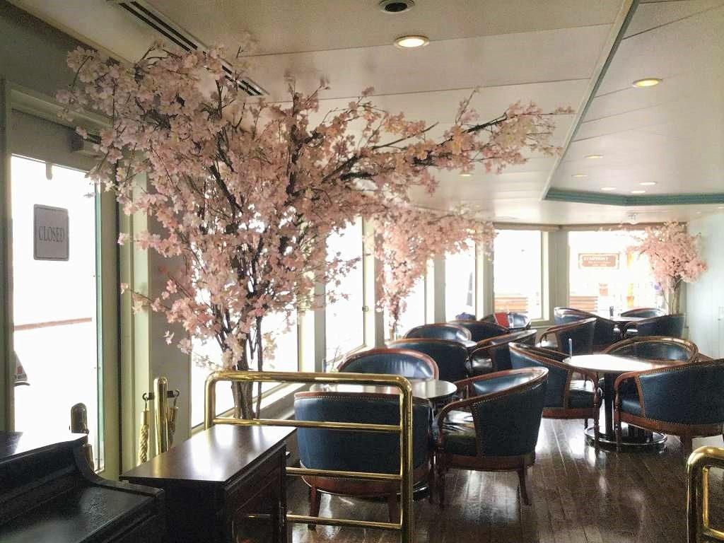 桜(さくら)装飾ディスプレイ
